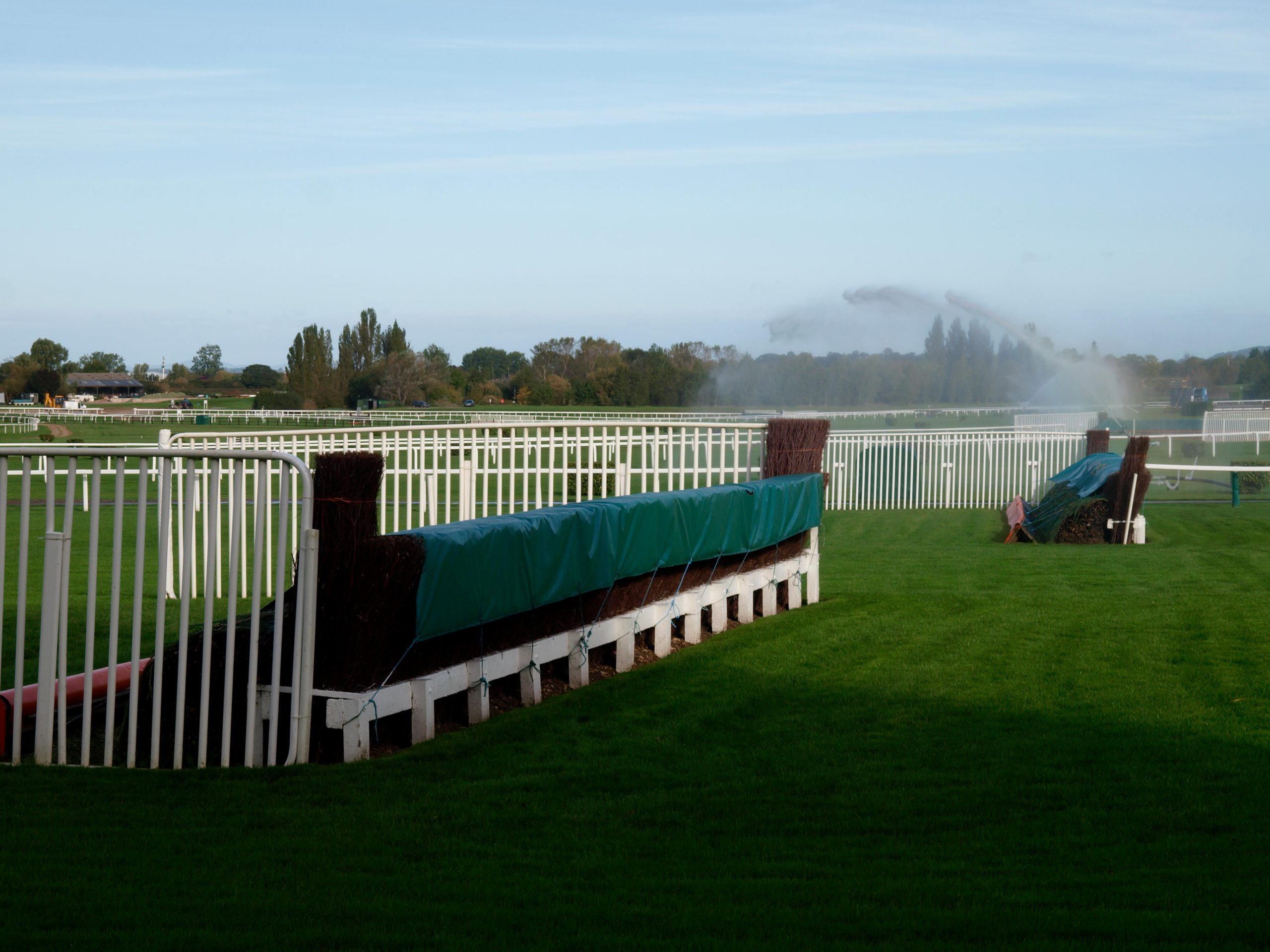 Cheltenham Racecourse, Gloucestershire, UK