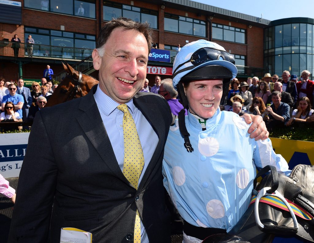 Henry De Bromhead and Rachael Blackmore